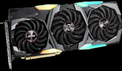 MSI PCI-Ex GeForce RTX 2080 Super Gaming X Trio 8GB GDDR6 (256bit) (1845/15500) (USB Type-C, HDMI, 3 x DisplayPort) (MSI GeForce RTX 2080 SUPER GAMING X TRIO)
