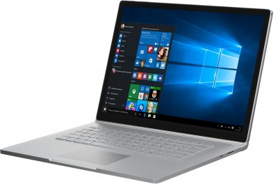 Ноутбук Microsoft Surface Book 2 (FVH-00001) Silver