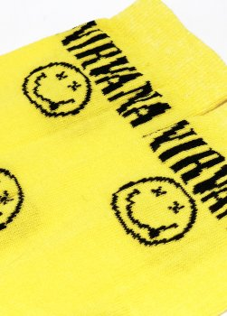 Мужские носки LOMM Premium Nirvana желтые BLM 0222