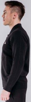 Спортивна кофта PEAK FW683371-BLA Чорна