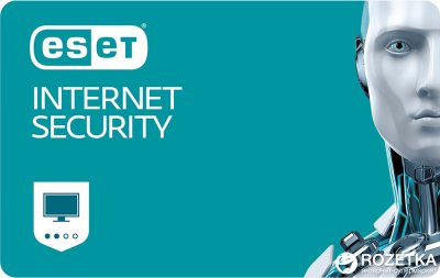 ESET Internet Security (17 ПК) лицензия на 2 года Продление (EIS-Rn-17-2)