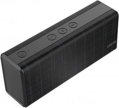 Колонка блютуз беспроводная черная DOSS CloudFox Soundbox Color black 12 Вт Bluetooth 4.0