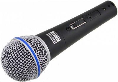 Вокальный микрофон SHURE Beta 58S (6707)