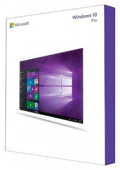 Операционная система Windows 10 Профессиональная 64-bit Русский на 1ПК
