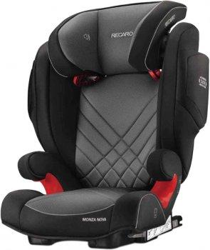 Автокрісло RECARO Monza Nova 2 Seatfix Carbon Black (88010170050)
