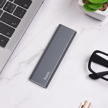 Зовнішній накопичувач SSD Type-C HOCO UD7 256GB USB3.1 Extreme speed portable