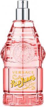 Тестер Туалетная вода для женщин Versace Red Jeans Spray 75 мл (8018365500266)