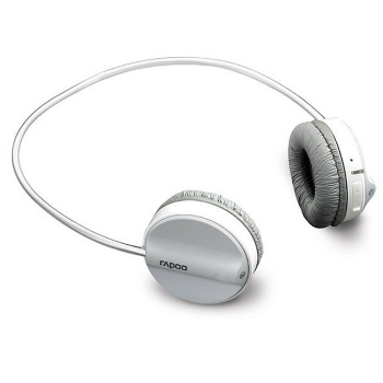 Наушники Rapoo Wireless Stereo Headset H3050 Grey White