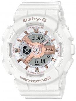Годинник Casio BA-110RG-7AER Baby-G 43mm 10ATM