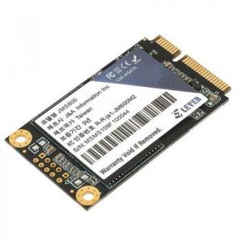 Накопичувач mSATA SSD 256GB ЛЬОВЕН (JMS600-256GB)