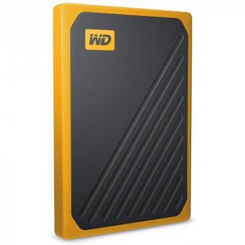 Накопичувач SSD USB 3.0 500GB WD (WDBMCG5000AYT-WESN)