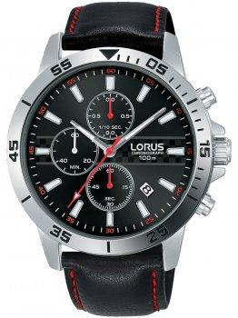 Години Lorus RM313FX9 Chrono Herren 44mm 10ATM