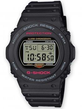Годинник Casio DW-5750E-1ER G-Shock 45mm 20ATM