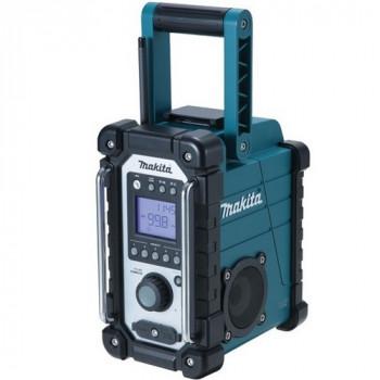 Акумуляторний радіоприймач MAKITA DMR102