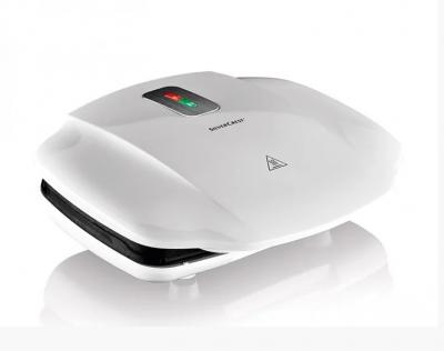 Електричний контактний прижимний гриль Silver Crest SKG B2 1000 Ватт білий