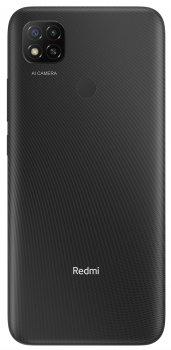 Мобильный телефон Xiaomi Redmi 9C 2/32GB Midnight Grey (660922)