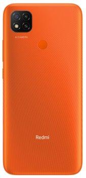 Мобільний телефон Xiaomi Redmi 9C 3/64 GB Sunrise Orange (660927)