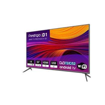 "Телевізор Prestigio D1 50"" (D1TV50SS05X_UA_GR_D1TV)"