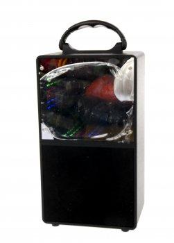 Динамик с посветкой Infinity Light HOT Черный ED1-100011