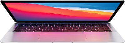 "Ноутбук Apple MacBook Air 13"" M1 512GB 2020 (MGNA3) Silver"