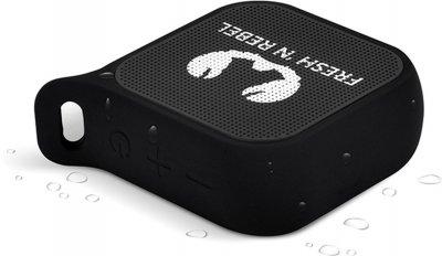 Акустична система Fresh 'N Rebel Rockbox Pebble Small Bluetooth Speaker Ink (1RB0500BL)
