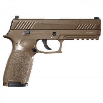 Пневматичний пістолет Sig Sauer Air P320 Coyote Tan 4,5 мм (AIR-P320-177-30R-CYT)