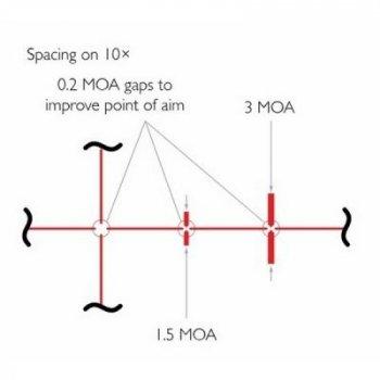 Оптичний приціл Hawke Sidewinder ED 10-50x60 SF (TMX IR) (925712)