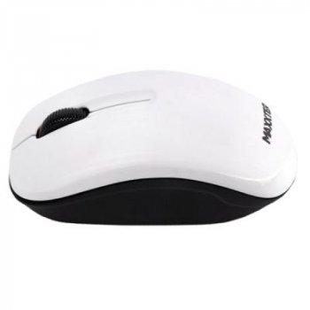 Мышка Maxxter Mr-333-W