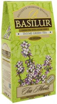 """Чай зелений Basilur Трав'яні настої """"Чебрець"""" 75 г (4792252932036)"""