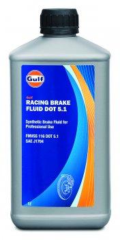 Гальмівна рідина Gulf Racing Brake Fluid DOT 5.1 1 л (640507GU00)
