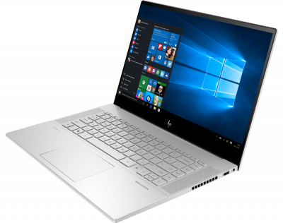 Ноутбук HP Envy Laptop 15-ep0012ur (1U9J5EA) Silver