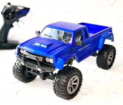 Машинка пікап на радіокеруванні FAYEE Blue (4820176246004)