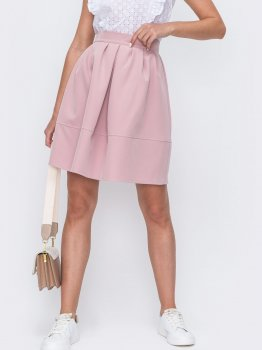 Юбка Dressa 49606 Розовая