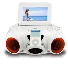 Мультимедійна стереосистема NU Multimedia Boombox Wdi 700