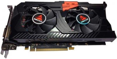 Biostar PCI-Ex Radeon RX570 Dual Cooling 8GB GDDR5 (256bit) (1244/7000) (DVI, 2 х HDMI, 2 x DisplayPort) (VA5705RV82)