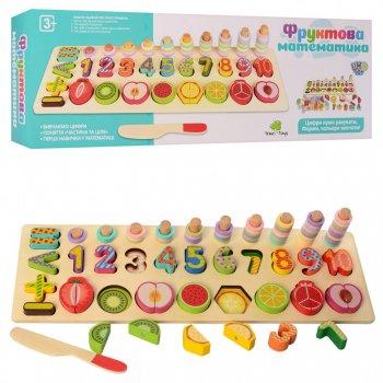 Дерев'яна іграшка Набір першокласника MD 2284