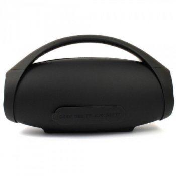 Портативна блютуз колонка Speaker Hopestar H32 WS Чорна 10 ВТ бездротова з флешкою радіо і хорошим стерео звуком Bluetooth 4.2 вологозахист USB (47155 I)