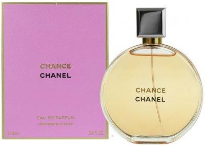 Парфюмированная вода для женщин Chanel Chance 100 мл (3145891265200)