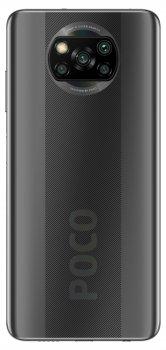 Мобільний телефон Poco X3 6/128 GB Shadow Gray (691533)