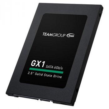 """Team GX1 240GB 2.5"""" SATAIII TLC (T253X1240G0C101)"""