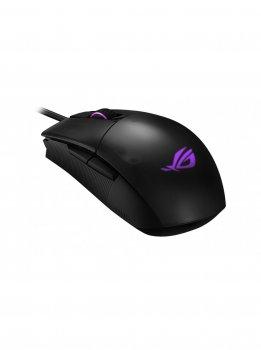 Ігрова Мишка Asus Strix Impact II USB Black