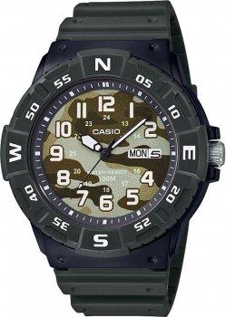 Чоловічі годинники Casio MRW-220HCM-3BVEF