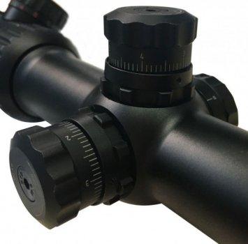 Прицел Air Precision 3-12x42SF Air Rifle scope IR