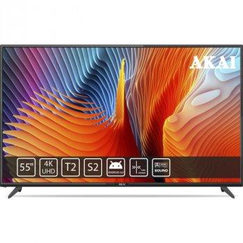 Телевізор Akai UA55P19UHDS9 (F00218342)