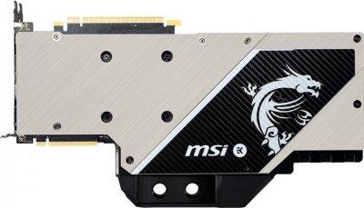MSI PCI-Ex GeForce RTX 2080 Ti Sea Hawk EK 11GB GDDR6 (352bit) (1635/14000) (USB Type-C, HDMI, 3 x DisplayPort) (RTX 2080 Ti SEA HAWK EK)
