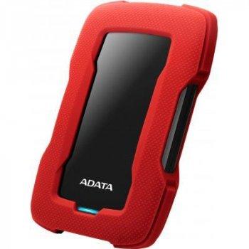 """Зовнішній жорсткий диск 2.5"""" 2TB ADATA (AHD330-2TU31-CRD)"""