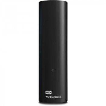 """Зовнішній жорсткий диск 3.5"""" 6TB Western Digital (WDBWLG0060HBK-EESN)"""