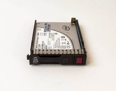 SSD HP 200GB SATA 6G SFF SSD (692165-001) Refurbished