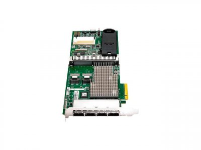 Контролер HP P812/1G 2Port INT/4Port EXT SAS Controller (587224-001) Refurbished