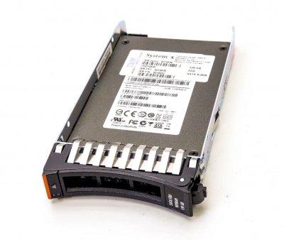 SSD IBM 128GB SATA 2.5 in MLC HS Enterprise Value SSD (90Y8649) Refurbished